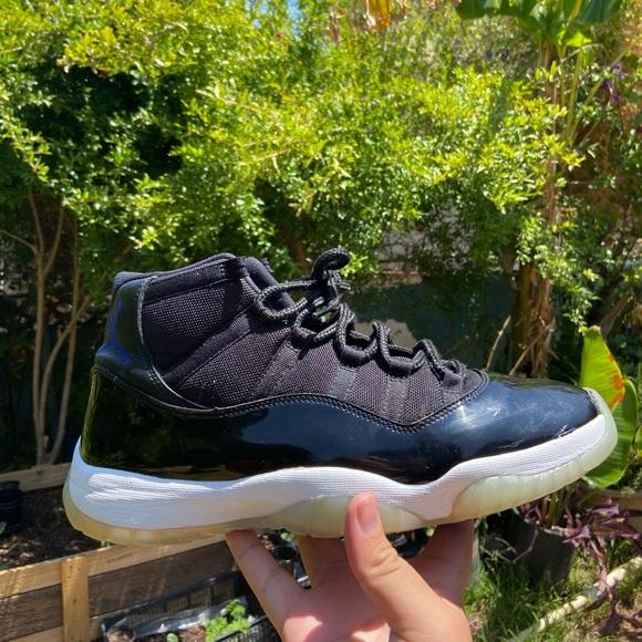 Jordan Shoes   11 Space Jam Size 13